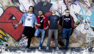 "Gli Smoking Tomatoes nel roster della Ghost Record Label con ""Make The Choice"""