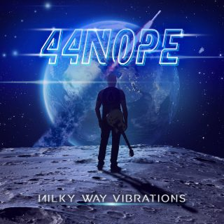 """44Nope – E' uscito il concept album """"Milky Way Vibrations"""""""