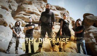 THY DISPRAISE, METALGROOVE DA TEHRAN (IRAN), NEL ROSTER DELLA GHOST RECORD LABEL